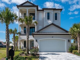 Family Tides it is!! New designer home in Cinnamon Beach!!!