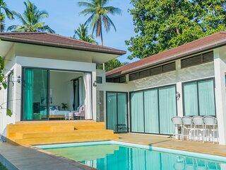 Vivada Pool Villa at Nong Thale, Krabi Thailand