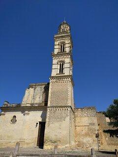 Chiesa e Guglia di Soleto