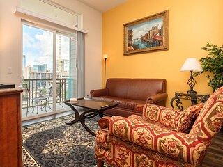 Venetian Penthouse Suite | Downtown Houston