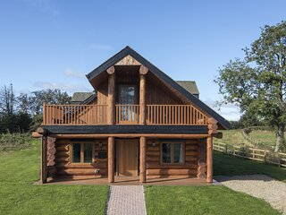 Swallow Log Cabin - Traditional and Charming, Ripon, Yorkshire
