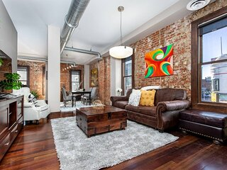 Historic 1BR Apartment in the Heart of Denver