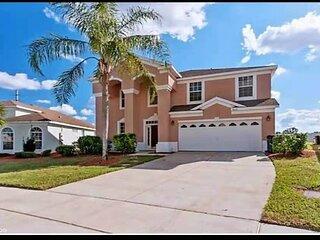 A perfect Holiday House Waitting U at Windsor Palms Resort 10mins to Disney