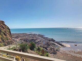 Résidence vue sur mer, centre ville -800M, proximité plage