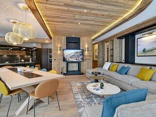 Nouveaute - Somptueux Appartement skis aux pieds - Le Yeti- Rond point des