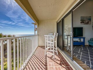 Gulf Front Condo in Seacrest w/Private Balcony/New To Rental Market/Breathtaking