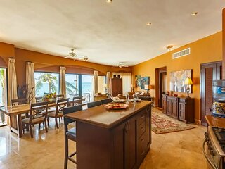 Enjoy the ocean even while in the kitchen