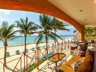 Live Like a Rock Star On the Ocean | Beach Service | Pool | Wifi & Maid | 5 Star