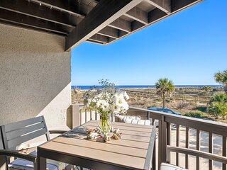 Sand Dollar Villas Unit 109  - Coastal Living
