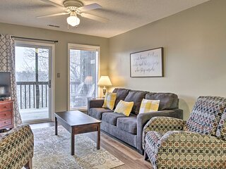 Condo w/ Amenities - 10 Minutes to Table Rock Lake