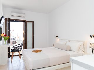 Depis Superior double room in naxos greece
