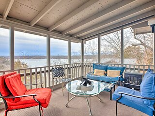 Resort Home w/ Hot Tub on Lake of the Ozarks!