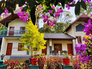 SKYES MUNNAR 3BHK PLANTATION BUNGALOW