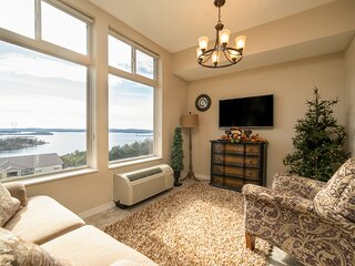 Life is Better at the Lake! Water View Condo at the Majestic at Table Rock