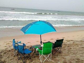 Beach oasis for the discerning traveler!