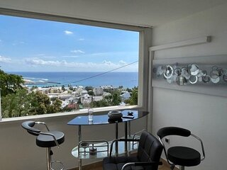 Amazing apartment with sea view