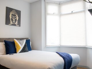 Peaceful Pad in Central Gillingham