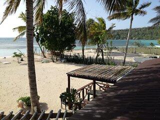 Bahia Bar and beach club / we are on the beach