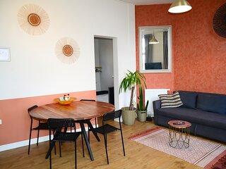 Cosy apartment toplocation Antwerp