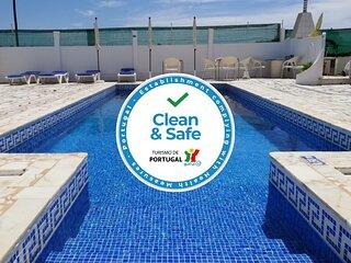 Villa Casa Nova * Privat Pool * Salgados Beach * Golf * Albufeira