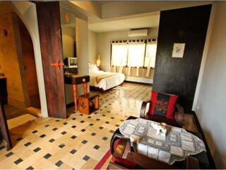 Private suite in Gudi Boutique Resort best location - clean
