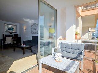 Bonito apartamento Ca'n Pastilla primera linea