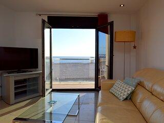 Apartamento delante del mar Can Pastilla