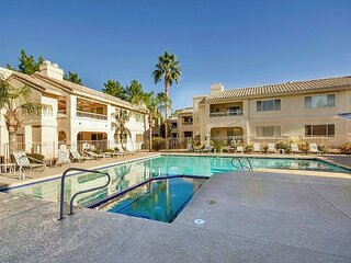 Furnished Vacation Condo in the Middle of Scottsdale