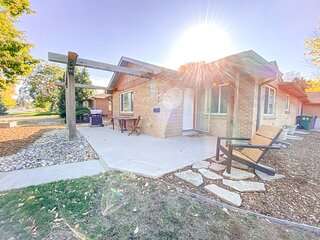 Denver Corner Casa: WFH, House Away from Home