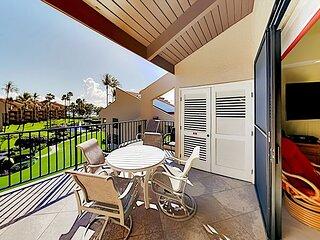 Ocean-View Tropical Getaway | Pool, Hot Tub, Tennis | Stroll 3 Mins to Beach