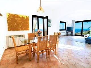 VILLA TITINA: 'Il Tramonto' appartamento Exclusive con vista mare e tramonto.