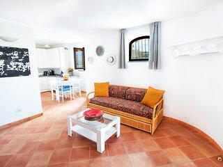 VILLA TITINA: 'Il Nido' appartamento Deluxe con terrazza privata vista mare.