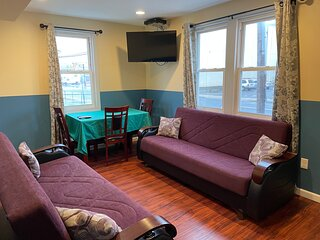 Newly Renovated 2 Bedroom Apt Unit 1