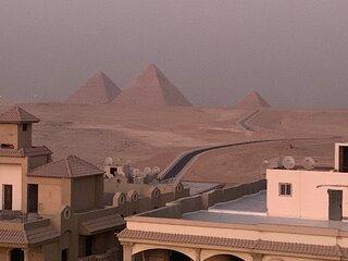Royal Pyramids Palace Residence