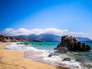 Kasos Summer Retreat - Aeriko Seaview Escape
