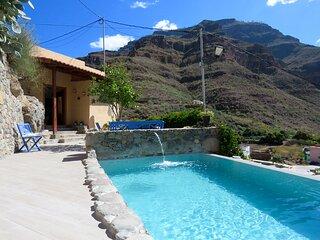 Casa con piscina privada, Cercados de Espino