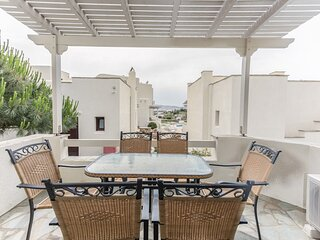 Naxos Relaxing 2 Bedroom Villa with shared pool