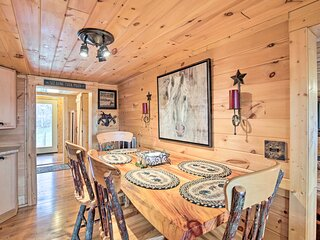 NEW! Appalachian Cottage - 3 Mi to Chatuge Lake!
