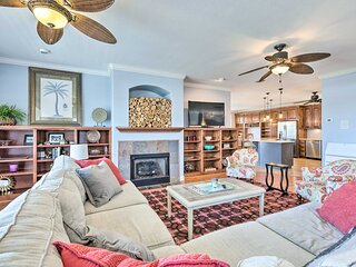 NEW! Spacious Gulf Shores Hideaway w/ Pool + Deck!