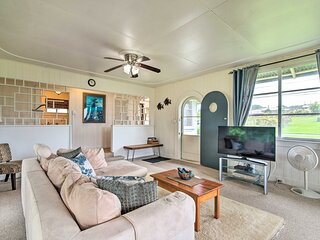 NEW! Hilo Home Base: 3 Mi to State Park & Beach!