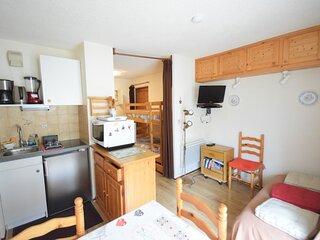 Appartement cosy avec vue dégagée