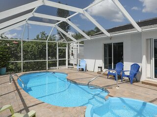 5 Star Villa on Charlotte Harbor, Charlotte County Villa 1011