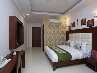 Hotel Arch-near Aerocity New Delhi-graceful architecture with modern facilities