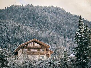 designchalets auf 685 - Bergstadl Premium Chalet im Chiemgau