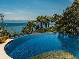 Casa Tiffany - Borda infinita e a melhor vista da Ilhabela