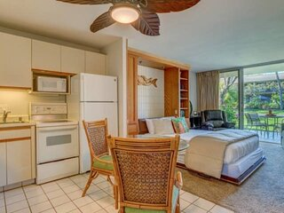 Summer Dates available - Air Conditioning - Napili Shores Studio - ideal Maui lo