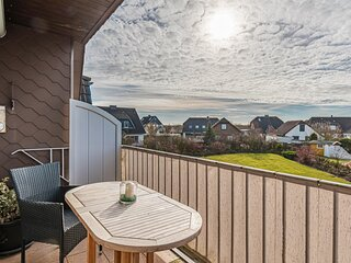 Nice apartment in Friedrichskoog with WiFi and 2 Bedrooms (DSH806)