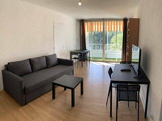 Grand appartement proche départ des Calanques