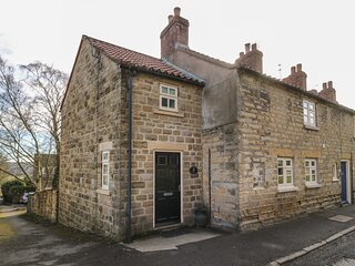 THE COTTAGE, woodburning stove, beams, with conservatory in Ampleforth, Ref