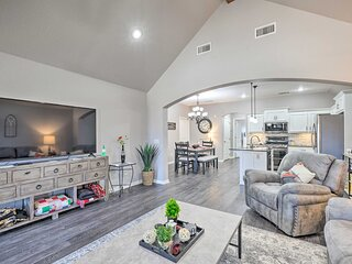 NEW! Upscale Pet-Friendly Townhome; Private Patio